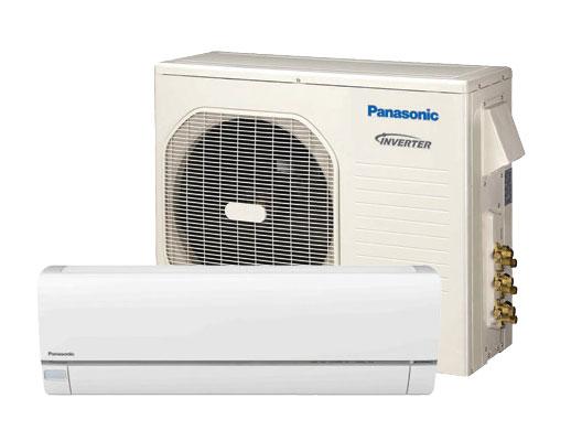 Panasonic mini-split heat pump